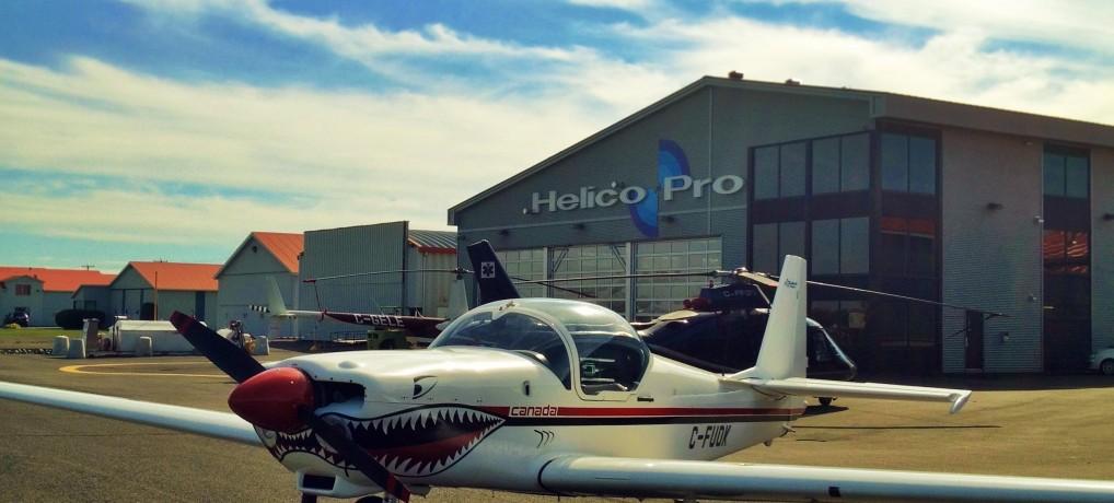 我们的合作伙伴Helico Pro